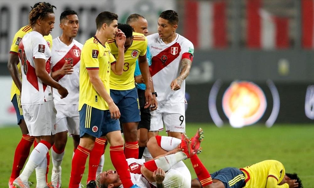 Perú vs. Colombia: la 'Bicolor' cayó 3-0 ante los 'cafeteros' y es último en las Eliminatorias
